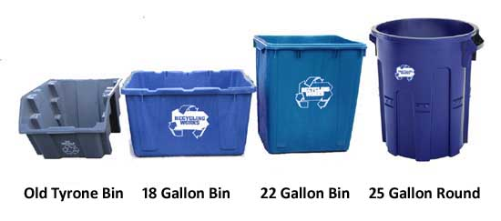 Bin Options